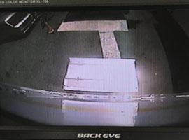 バックアイカメラ